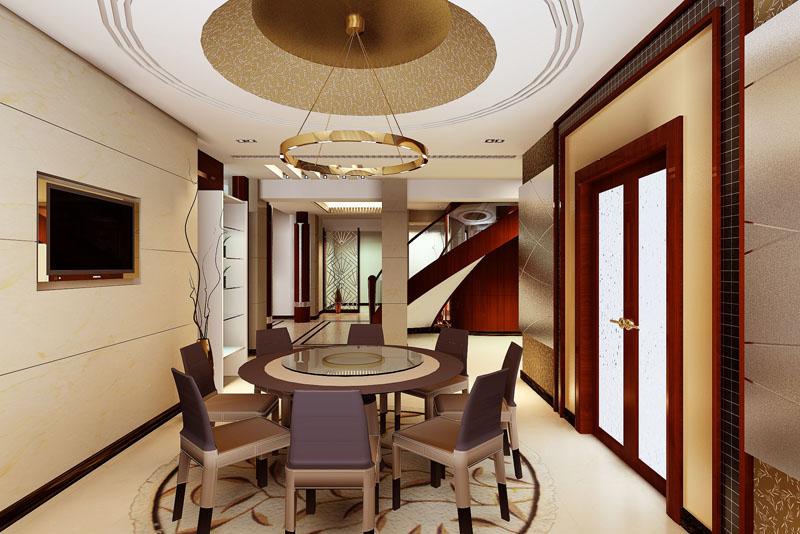 家装设计效果图 厨房餐厅 一 家装家电 网页素材 博客装